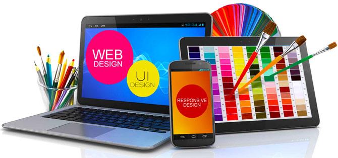 aplikasi web design